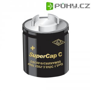 SuperCap - Paměťové kondenzátory