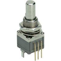 Cermetový potenciometr TT Electro, 4114002900, 5 kΩ, ± 10 %