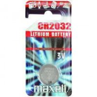 Baterie MAXELL CR 2032 3V lithiová