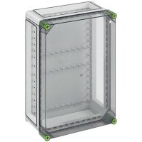 Svorkovnicová skříň polykarbonátová Spelsberg GTI 3-t, (d x š x v) 320 x 440 x 179 mm, šedá