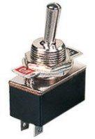 Vypínač páčkový ON-OFF 1pol.250V/2A