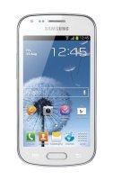 Samsung S7560 Galaxy Trend White - CZ distribuce