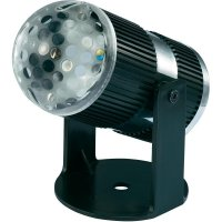 LED efektový reflektor Mc Crypt LCB001, 3 W, multicolour
