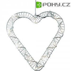 LED srdce Polarlite