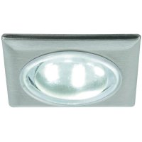 Vestavné mini LED osvětlení, 5x 0,5 W, hranaté