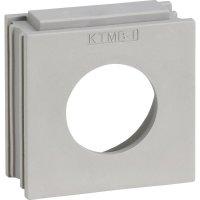 Kabelová objímka Icotek KTMB-I (41470), 42 x 41,5 mm, šedá