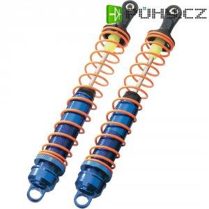 Olejový tlumič Reely, 154 mm, modrá/oranžová, 1:8, 2 ks (MV137BR13)