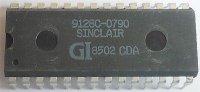 9128C-0790 Sinclar, 128k ROM
