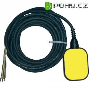 Plovákový spínač pro napouštění/vypouštění Zehnder Pumpen 14532, 10 m, žlutá/černá