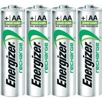 Akumulátor Energizer Extreme, NiMH, AA, 2400 mAh, 4 ks