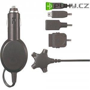 USB nabíječka do auta univerzální Voltcraft SMP5-10W