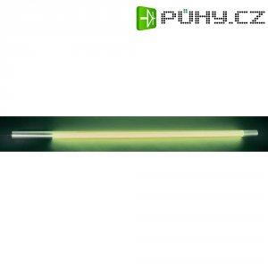 Svítící LED tyč Eurolite, 134 cm, žlutá