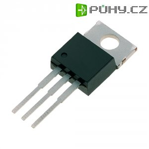 MOSFET Vishay IRF 9620 1,5 Ω (při 1,5 mA), 200 V, 3,5 A TO 220 AB