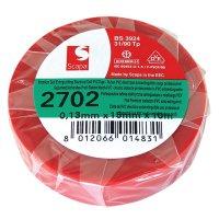 Izolační páska samozhášecí 10m červená DOPRODEJ DOPRODEJ
