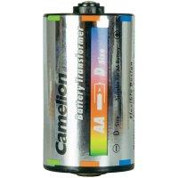 Sada baterií Camelion, 10x AA, 8x AAA, 4x C, 4x D, 2x 9V, vč. zkoušečky