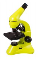 Mikroskop LEVENHUK RAINBOW 50L PLUS zelená
