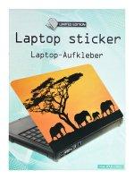 Samolepící dekorace na notebook Afrika