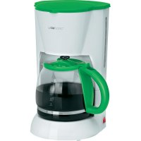 Kávovar Clatronic KA 3473, 900 W, bílá/zelená