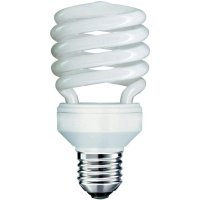 Úsporná žárovka spirálová Narva NT Mini Colourlux Plus E27, 23 W, teplá bílá