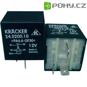 Automobilové relé Kräcker 24.5200.10, 12 V, 20 A, napájecí relé Digifant 1