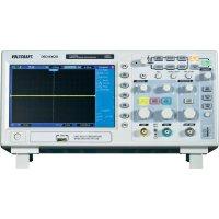 Digitální paměťový osciloskop Voltcraft DSO-1202D, 2kanálový, 200 MHz