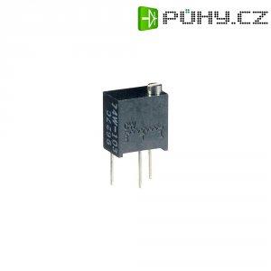 Víceotáčkový trimr Vishay, 0,25 W, 10%, typ 74W, 50R