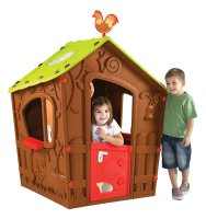Dětský domek Magic House KETER