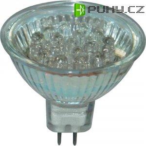 LED žárovka MR16, 8632c26a, GU5.3, 1 W, 12 V, 49 mm, teplá bílá