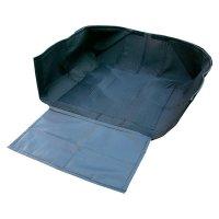 Skládací ochranný potah zavazadlového prostoru