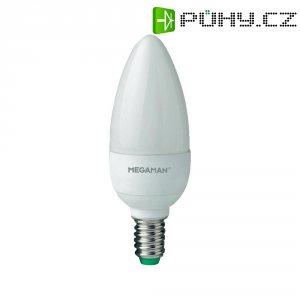 LED žárovka Megaman, MM21042, E14, 3,5 W, 230 V, teplá bílá