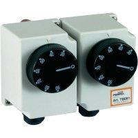 Průmyslový termostat dvojnásobný na ohřívače Perry 1TCTB081, 30 až 90 °C