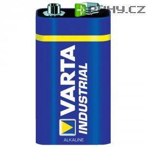 Alkalická baterie Varta 6LR61, 9 V, 640 mAh, 25,5 x 16 x 48,5 mm