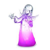 ARTI CASA Svítidlo Anděl měnící barvy, USB
