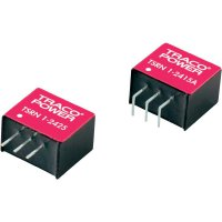 DC/DC měnič TracoPower TSRN 1-2450, SIL, 1 A, 24 V/DC / 5 V/DC, 91 %