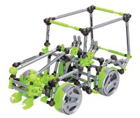 Stavebnice Block intellect 252-3 Traktor