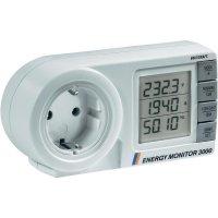 Měřicí Schuko zásuvka Voltcraft Energy Monitor 3000