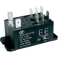 Power relé Hongfa HF92F-024D-2C21S, 30 A , 277 V/AC , 8310 VA