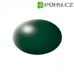 Airbrush barva Revell Aqua Color, 18 ml, tmavě zelená jemně matná