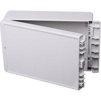 Univerzální nástěnné pouzdro ABS Bopla 96036335, (d x š x v) 170 x 271 x 90 mm, šedá
