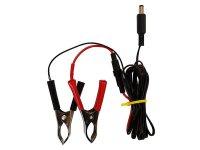 Kabel pro připojení zdrojových odpuzovačů Deramax k 12V akumulátoru
