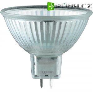 Halogenová žárovka Sygonix, GU5.3, 10 W, 49 mm, stmívatelná, teplá bílá