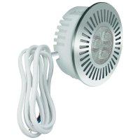 Vestavné LED světlo Osram Tresol® Downlight 4,5 W, sada 2 ks