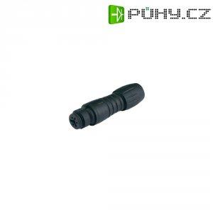 Subminiaturní kulatý konektor Binder 620 99-9206-00-03, kabelová zásuvka, 3pól., 0,25 mm², 3 - 5 mm