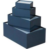 Univerzální pouzdro TEKO P/3, 161 x 96 x 61 , plast, šedá, modrá