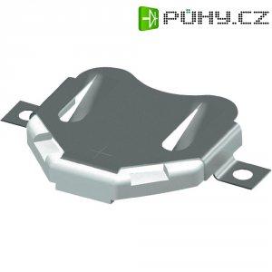 Držák na knoflíkovou baterii CR2012/CR2016/CR2020/CR2025 Keystone
