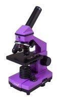 Mikroskop LEVENHUK RAINBOW 2L PLUS fialová