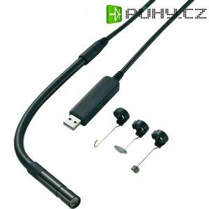 USB endoskop Voltcraft BS-20, sonda: Ø 11,2 mm, 20 cm