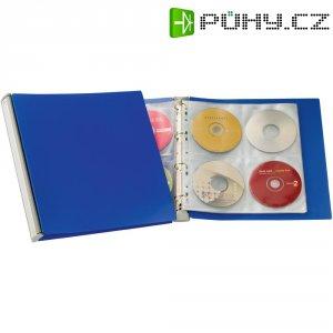 Album na CD/DVD 96,barva modrá