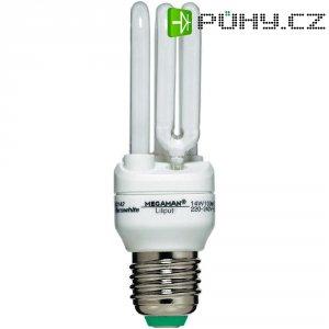 Úsporná žárovka trubková Megaman Liliput E27, 14 W, teplá bílá