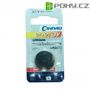 Lithiový knoflíkový akumulátor LIR2430